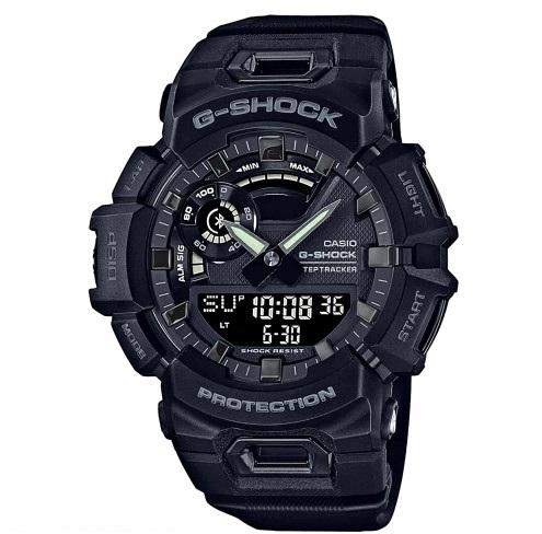 G-Shock Black GBA-900 Series Watch