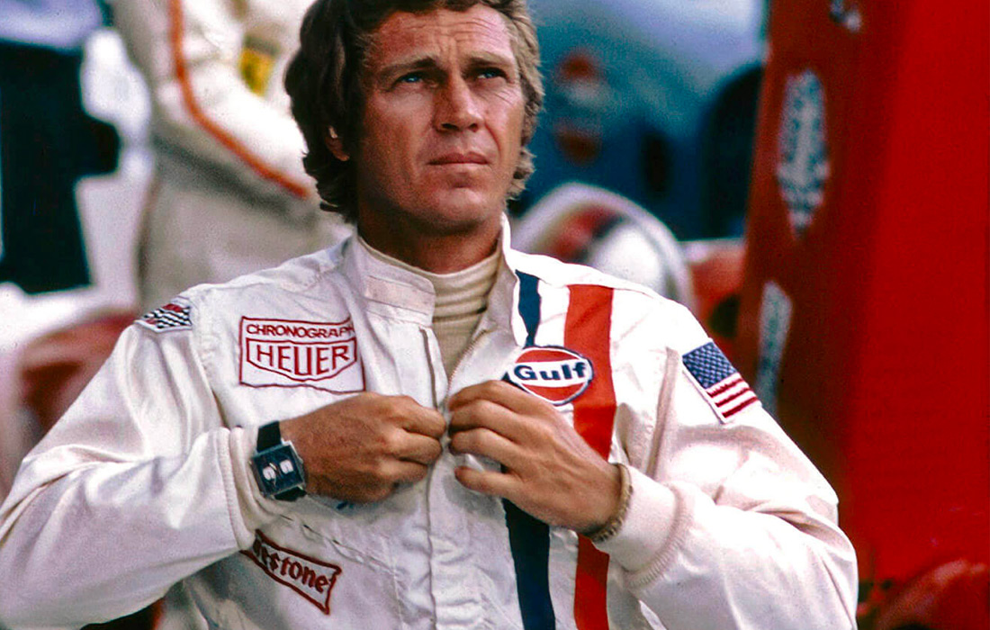 Steve McQueen Monaco