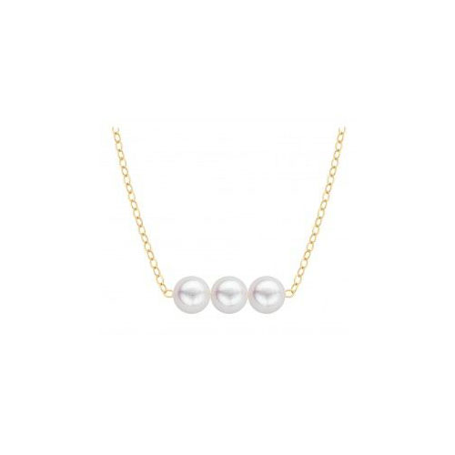 Add A Pearl 3-Pearl Starter Necklace