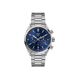 Tag Heuer 42mm Carrera Automatic Chronograph Watch