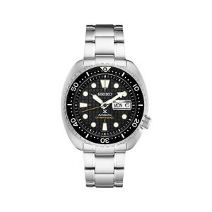Front view of Seiko 45mm Men's Prospex Watch
