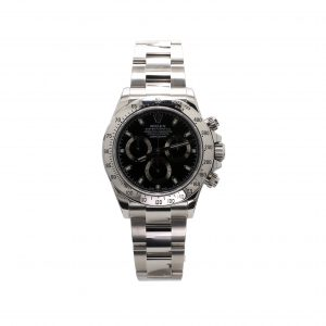 Bailey's Certified Pre-Owned Rolex Daytona Cosmograph Model Watch