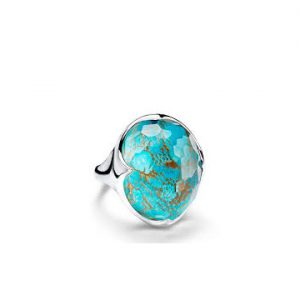 Ippolita Rock Candy Bronze Turquoise Ring