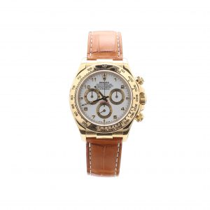 Bailey's Certified Pre-Owned Rolex Cosmograph Daytona Model Watch