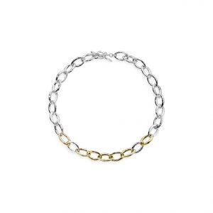 Ippolita Chimera Classico Bastille Link Necklace