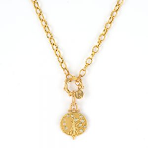 """Three Stories Jewelry Classic Small Oval Chain 30"""" Necklace"""